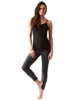 Bayse Essential Womens Training Tank Top - Black