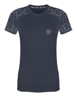 Proviz Reflect360 Womens Short Sleeve Running T-Shirt - Graphite
