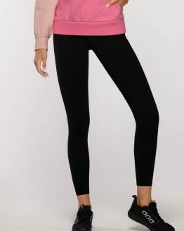 Amy Thermal Phone Pocket Full Length Leggings