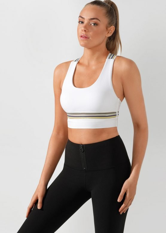 Comfort And Coverage Sports Bra