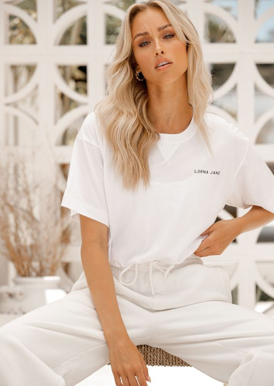 Insider Cropped Tee