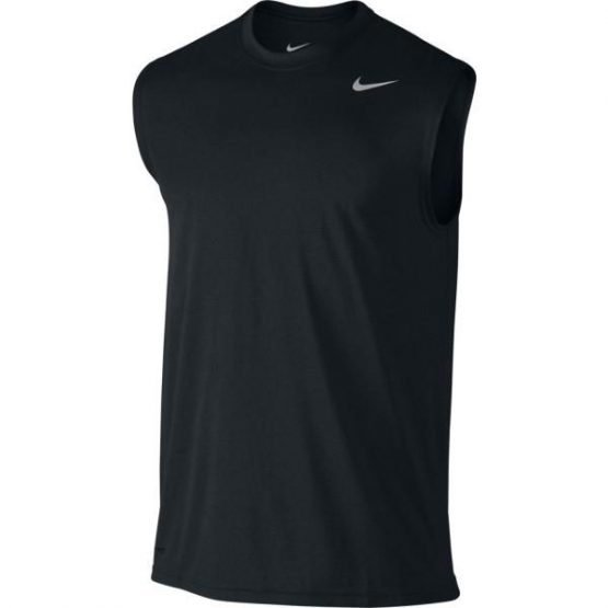 Nike Dry Legend 2.0 Mens Training Tank Top - Black/Matte Silver