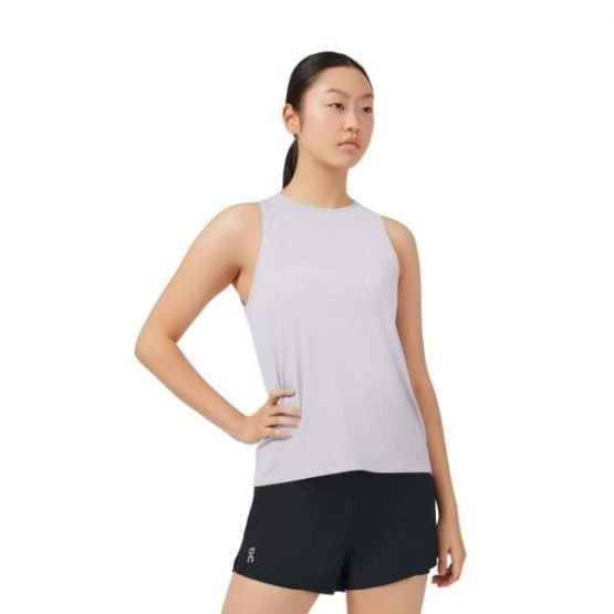 On Running Active Womens Running Tank Top - Lilac