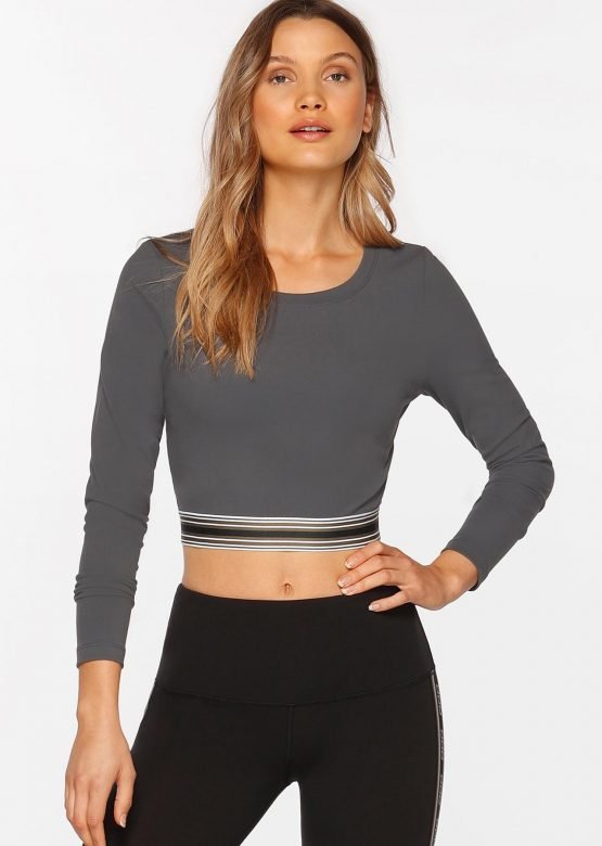 Here And There Active Long Sleeve Top